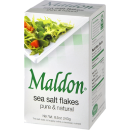 Photo of Maldon Sea Salt 240gm