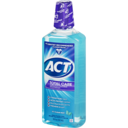 Photo of Act Total Care Mouthwash Icy Clean Mint