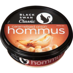Photo of Black Swan Caramelised Onion Hommus 200gm