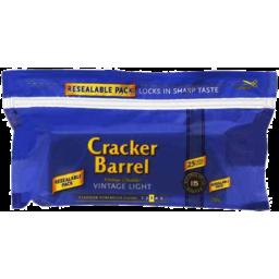 Photo of Cracker Barrel Vintage Cheddar Special Reserve 250gm