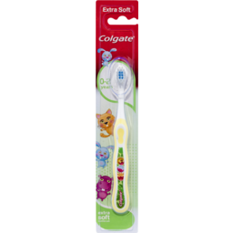 Photo of Colgate Smiles Toothbrush 0-2 Years