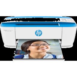 Photo of Hp Deskjet Printer - 3775 Blue