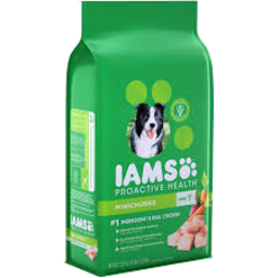 Photo of IAMS Dog Minichunk Chicken 1.5kg