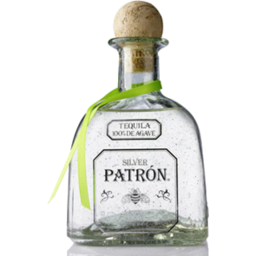 Photo of Patron Silver Tequila