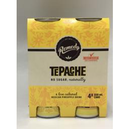 Photo of Remedy Multi Tepache 4x250ml