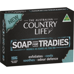 Photo of Country Life Soap For Tradies