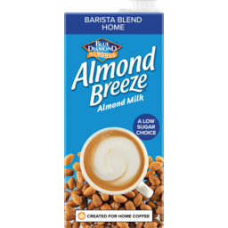 Photo of Blue Diamond Long Life Milk Almond Breeze Barista Almond Milk 1l
