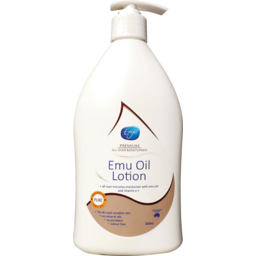Photo of Enya Cream Emu Oil With Pump 500ml