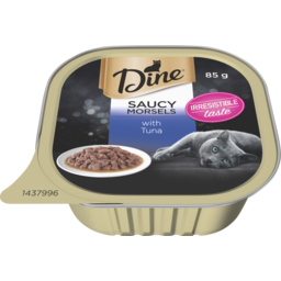 Photo of Dine Daily Saucy Morsels With Tuna 85g