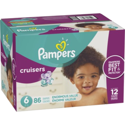 Photo of Pampers Cruisers Size 6