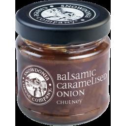 Photo of Snowdonia Chutney Balsamic Caramalised Onion 100g