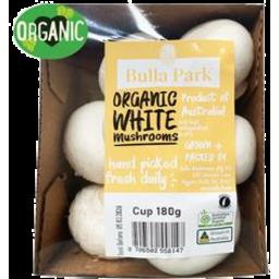 Photo of Organic Pre-Pack White Mushrooms