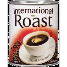 Photo of International Roast Coffee 200gm
