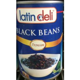 Photo of Latin Deli Baclk Beans 425gm