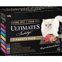 Photo of Ultimates Indulgence 7 X 85g Variety Pack