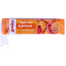 Photo of Annies Fruit Bar Apple & Apricot 30g