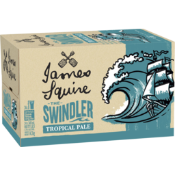 Photo of James Squire Swindler Summer Ale Bottles