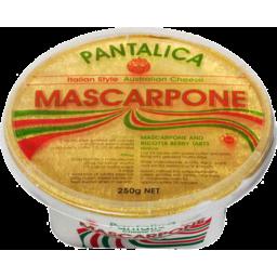 Photo of Pantalica Mascarpone Cheese 250gm