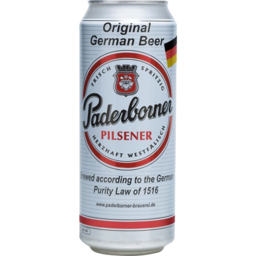 Photo of Paderborner Can 500ml