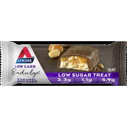 Photo of Atkins Endulge Low Carb Caramel Nut Chew Bar 34g