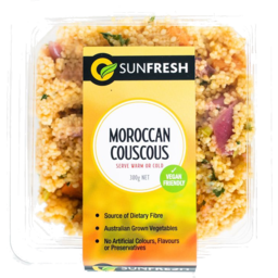Photo of Sunfresh Moroccan Couscous 300gm