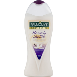 Photo of Palmolive Body Butter Heavenly Vanilla Moisturising Body Wash Recyclable 400ml