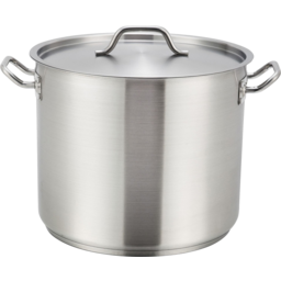 Photo of Stainless Steel Stock Pot 24qt