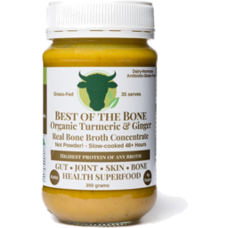 Photo of Best Of The Bone Beef Bone Concentrate - Turmeric & Ginger