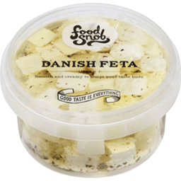 Photo of Food Snob Cheese Danish Feta 195g
