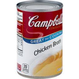 Photo of Campbell's Chicken Broth Condensed Soup