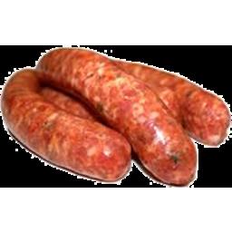 Photo of Spanish Chorizo Sausages Made Instore
