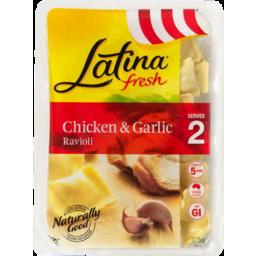 Photo of Latina Fresh Pasta Garlic Ravioli 375g
