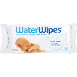 Photo of Waterwipes Baby Wipes 60pk