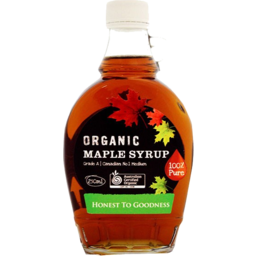 Photo of Honest To Goodness Maple Syrup Organic 250ml