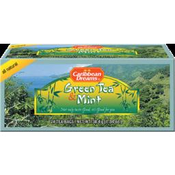 Photo of Caribbean Dream Green Tea & Mint
