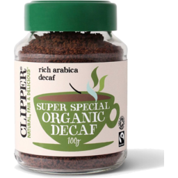 Photo of Clipper Coffee - Instant Decaf Freeze Dried