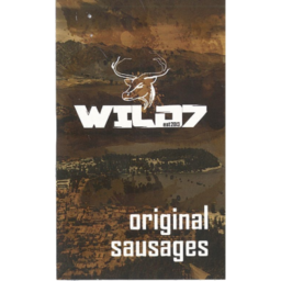 Photo of Wild7 Beef Pepper & Worcester Sausages