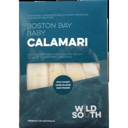 Photo of Wild South Calamari 280g