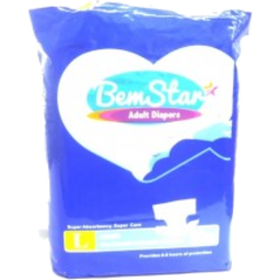 Photo of Bemstar Adult Diaper Large