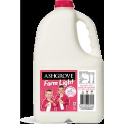 Photo of A/Grove Farm Light Milk 3lt