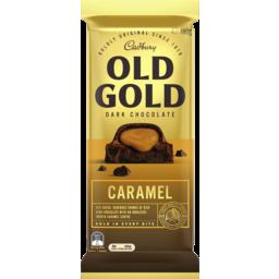Photo of Cad Old Gold Caramel Tablet 180gm