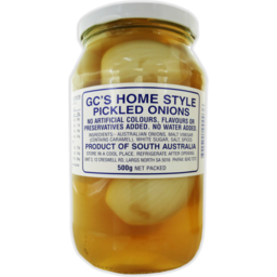 Photo of Gcs Home Style Pickled Onions 500g