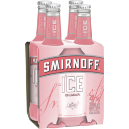 Photo of Smirnoff Ice Guava 300ml 4 Pack