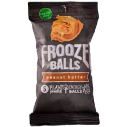 Photo of Frooze Balls Gluten Free Peanut Butter 5 Pack