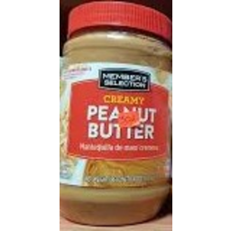 Photo of Member's Selection Creamy Peanut Butter