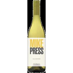Photo of  2015 Mike Press Chardonnay 750ml