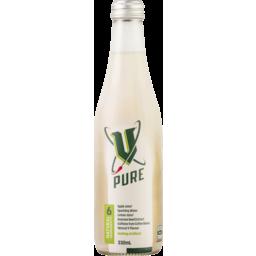 Photo of V Pure Energy Drink Bottle 330ml
