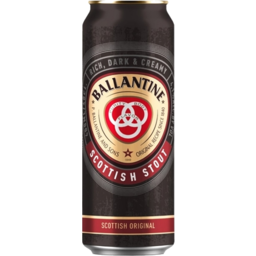 Photo of Ballantine Scottish Stout 400ml