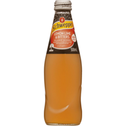 Photo of Schweppes Lemon Lime & Bitters