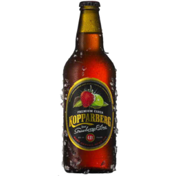 Photo of Kopparberg Strawberry & Lime Cider Bottle